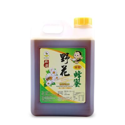 嚴選野花蜂蜜3公斤桶 (5.6折)