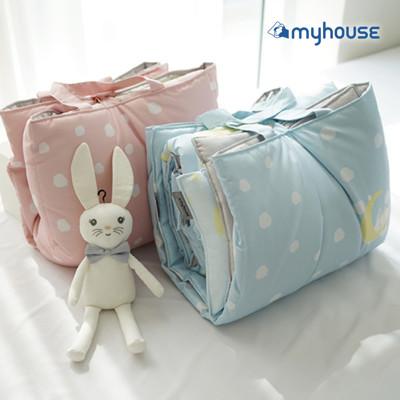【 Babytiger虎兒寶 】MYHOUSE韓國防蟎兒童睡袋 (多款圖案可選)-促銷 (6.1折)