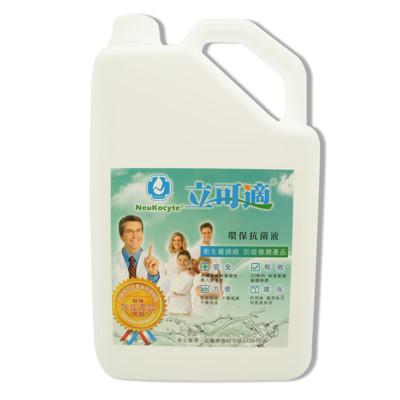 【 Babytiger虎兒寶 】NEUKOCYTE 立可適  次氯酸水抗菌液 5L 補充桶 (8.7折)