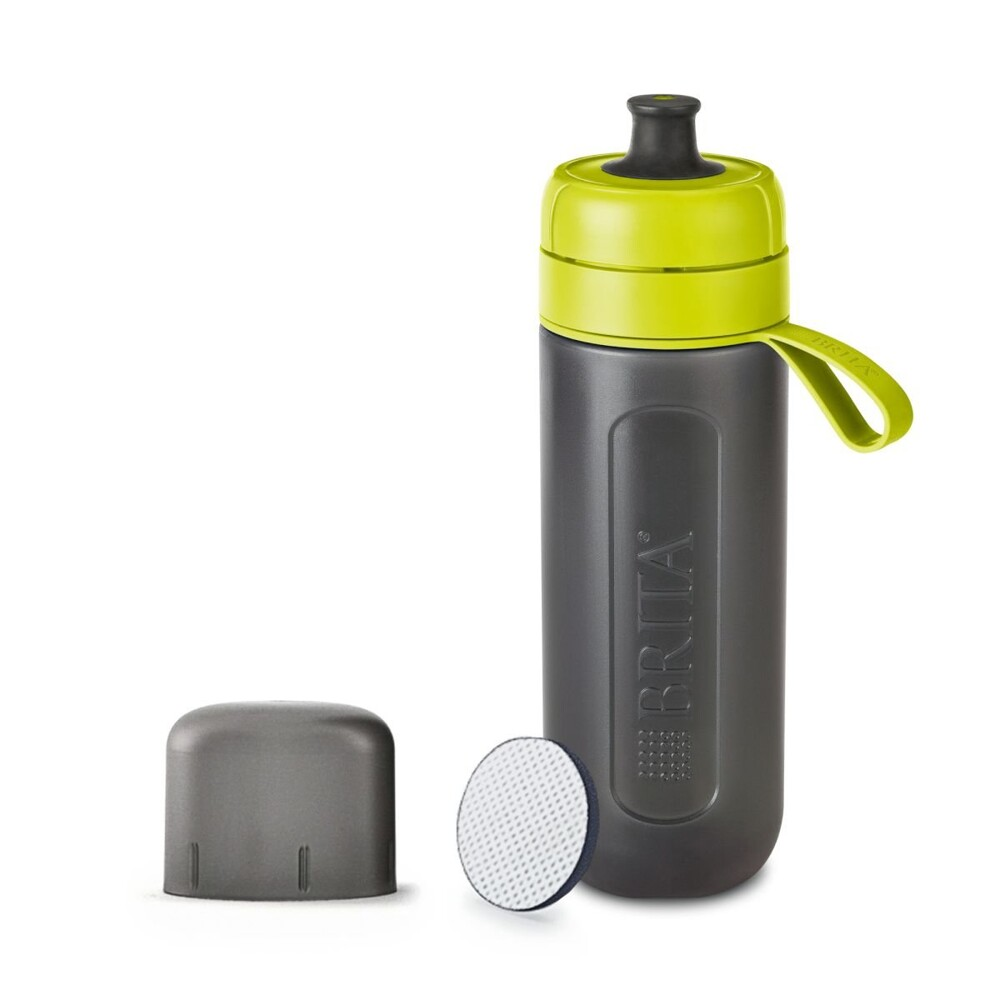 德國brita fill&go active 運動濾水瓶 + 3入濾芯片~