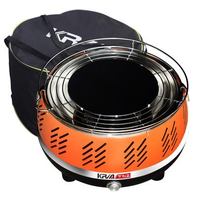 KRIA可利亞 便攜式無煙炭燒烤肉爐KR-8108R (3.5折)