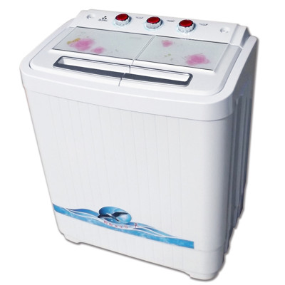 ZANWA晶華 4.0KG節能雙槽清洗機 ZW-40S-A7 (5.5折)