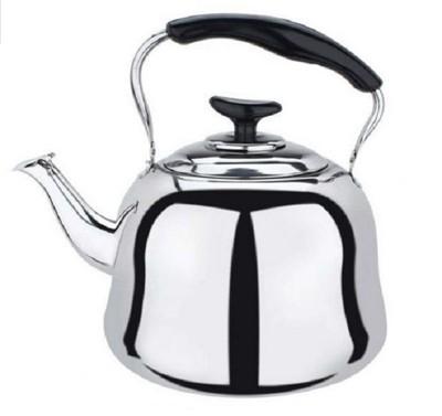 大容量炫彩高檔不銹鋼燒水壺熱水壺琴音壺茶壺鳴笛 (8.3折)