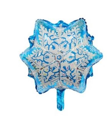 新年鋁膜氣球圓形卡通飄空新年老人雪人麋鹿新年節充氣裝飾佈置 (6折)
