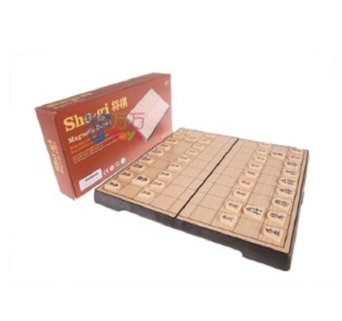 日本將棋套裝折疊棋盤