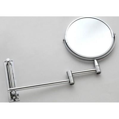 歐式時尚高檔金屬7寸美容鏡 (10折)