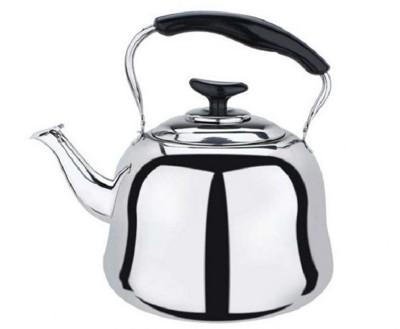 聯通大容量炫彩高檔不銹鋼燒水壺熱水壺琴音壺茶壺1.5L鳴笛 (8.3折)