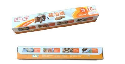 巴比客油紙矽油紙烤箱紙烘焙紙吸油紙牛油紙防油不粘燒烤紙10米 (6折)