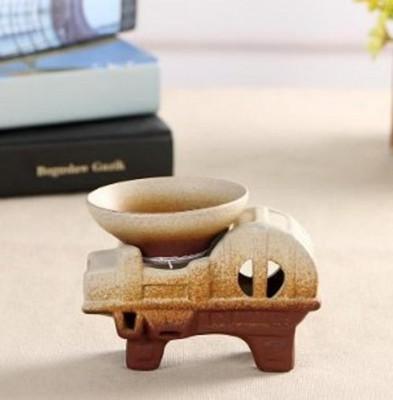 粗陶茶漏杯仿古茶濾陶瓷功夫茶具配創意過濾網濾茶器 (8.7折)
