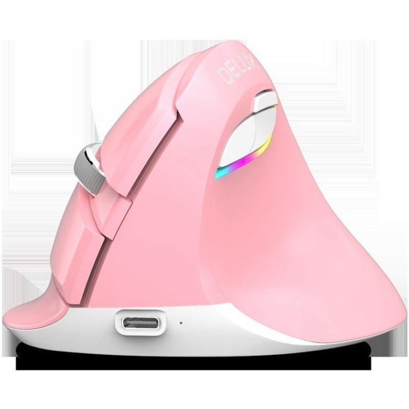 多彩m618mini無線滑鼠/立式垂直人體工學藍牙4.0筆記型電腦必備/電競