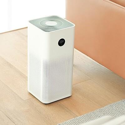 小米空氣淨化器3 家用小型除甲醛米家淨化器辦公室臥室客廳除霧霾 (7.8折)