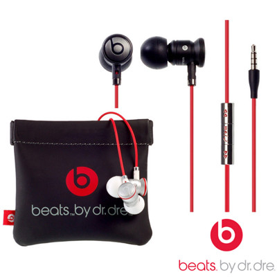 《Beats》HTC Sensation XE Monster 3.5mm 耳道式 線控耳機 (3.3折)