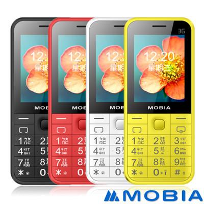【MOBIA 摩比亞】M105 3G 直立式 老人/軍人手機 - 贈手機套 (4.5折)