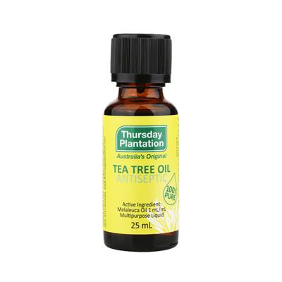 澳洲星期四農莊-茶樹精油(25ml/入) (8.5折)