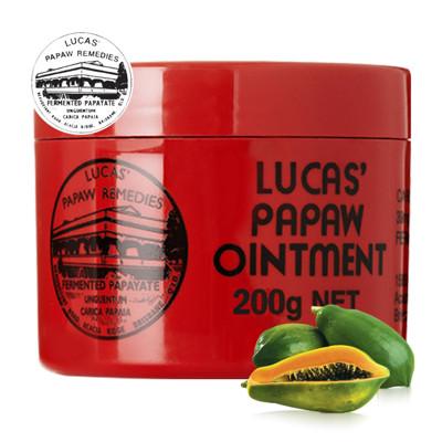 澳洲木瓜霜 Lucas Papaw Ointment 原裝進口正貨 (200g/瓶,共1入) (6折)