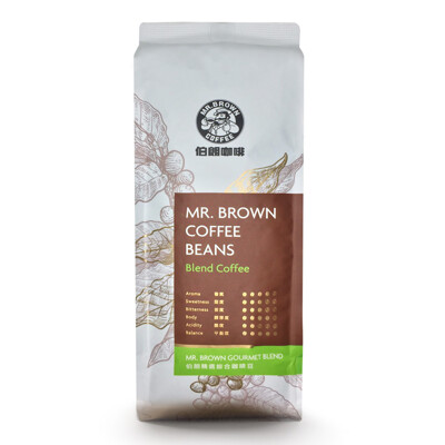 伯朗香醇特級咖啡豆六種任選精選綜合/曼巴/維也納/義大利式/哥倫比亞/佛羅倫斯 (2.9折)
