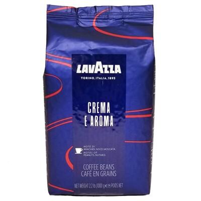 義大利 LAVAZZA CREMA E AROMA 咖啡豆(1000g) (6.7折)