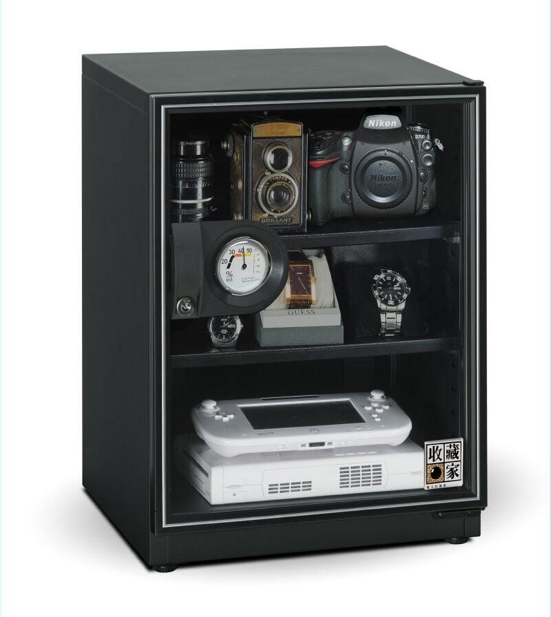 收藏家 暢銷經典防潮箱 ad-66p