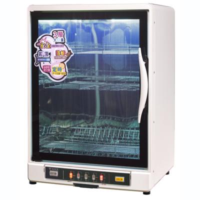 【東銘】90L紫外線三層烘碗機 TM-7910 (8.2折)