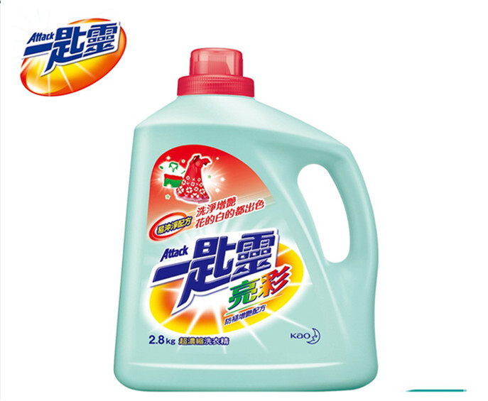 一匙靈 制菌/亮彩超濃縮洗衣精3.0   2.8kg/瓶