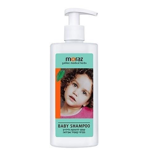 moraz 茉娜姿 嬰兒植物精華洗髮精 250ml/瓶