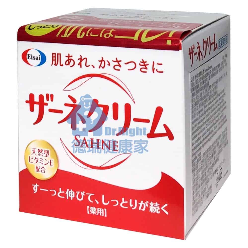 eisai 衛采 sahne 紗奈潤澤乳霜 100g/瓶
