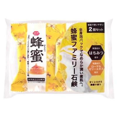 日本製 Pelican 沛麗康 日本 蜂蜜保濕洗顏皂 蜂蜜潤肌香皂 蜂蜜香皂 保濕效果 Pelica (10折)