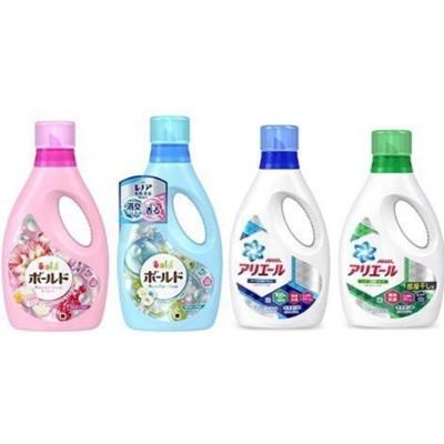 藍瓶 綠瓶 深層抗菌 Ariel 50倍抗菌 超濃縮 910g P&G BOLD 洗衣精 柔軟精 寶 (10折)