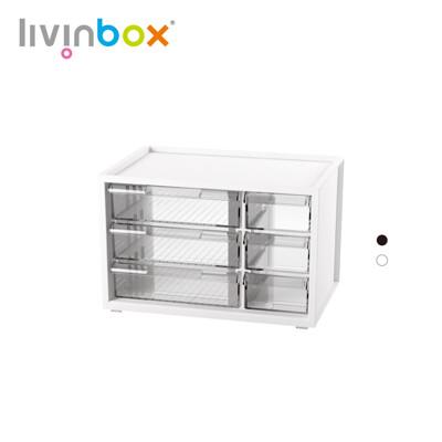 【樹德 livinbox】小幫手零件分類箱 A9-306 (5.6折)