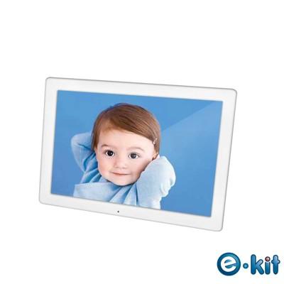 逸奇e-Kit 12吋相框電子相冊(共四款)-白色款 DF-V601_W (6.9折)