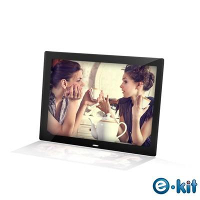 逸奇e-Kit 15吋相框電子相冊(共四款)-黑色款 DF-V801_BK (7.4折)
