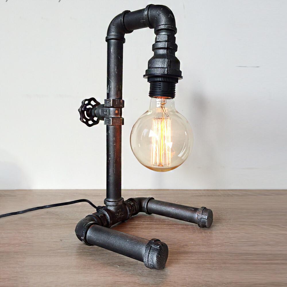 水管桌燈-zuzu版