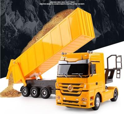 1:32 正版授權 BENZ 賓士遙控拖車、貨櫃車 (8.1折)