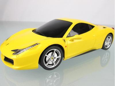 1:24 正版法拉利FERRARI ITALIA 458 義大利 遙控汽車 (6.5折)