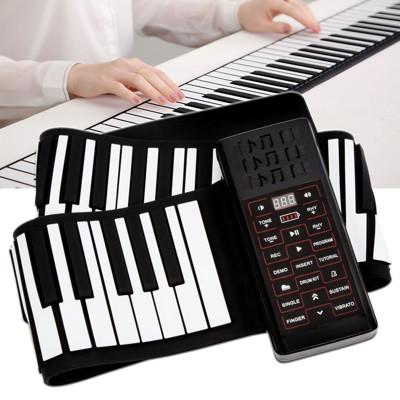 傳揚 攜帶型88鍵高音質手捲電子琴 (IP88) (8.2折)