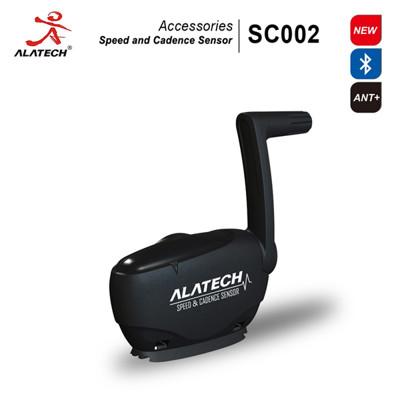 【限時折扣】ALATECH SC002藍牙/ANT+雙頻單車速度踏頻感測器 (5.6折)