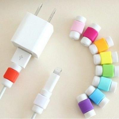 數據線保護套iPhone線套保護蘋果數據線救星充電接線頭防斷-顏色隨機 A010100042 (1.5折)