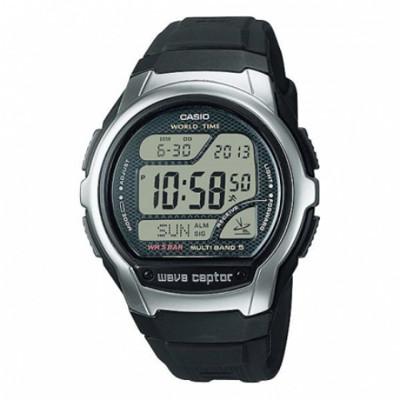 CASIO日限5局 免對時電波錶WV-58J-1AJF 圓弧流線款 百搭黑/g-shock 現+排單 (9.2折)