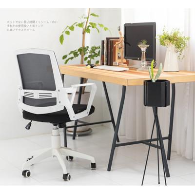 IDEA-高密度網布護腰人體工學電腦椅-PU靜音滑輪 (4.6折)