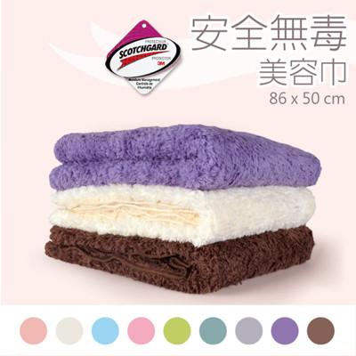 超強十倍吸水超細纖維抗菌美容巾/枕巾(50X86cm) (3.4折)