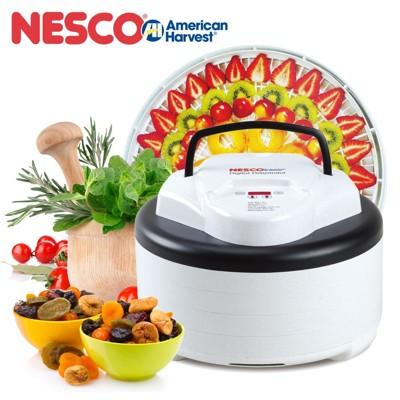 美國Nesco數位控制定時定溫食物乾燥機 FD-77DT (8.9折)