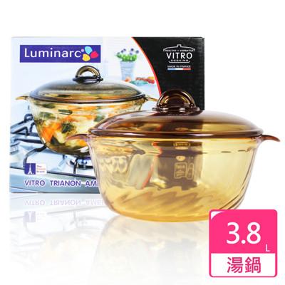 法國樂美雅 Trianon 3.8L微晶透明鍋 (7.3折)