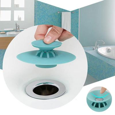 防蟲防臭二合一排水孔蓋 (不挑色) (6.8折)
