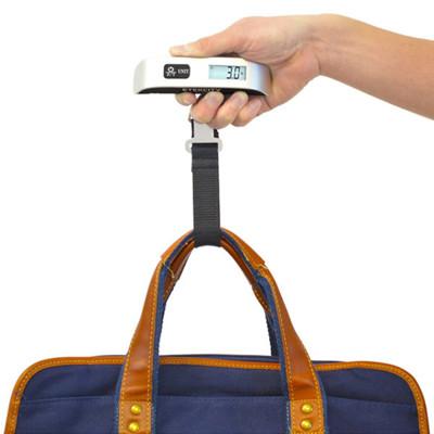手提電子行李秤50kg (5折)