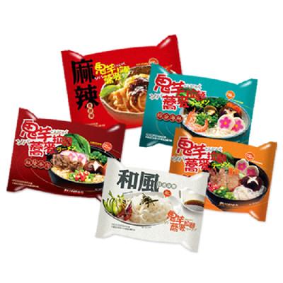 低卡蒟蒻麵 鬼芋蕎麥拉麵 (3.6折)