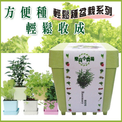 iPlant 樂高農場 蔬果款盆栽 (3.9折)