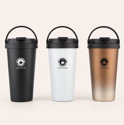 真空手提不鏽鋼咖啡杯 (500ml) UKH6939 (5.9折)