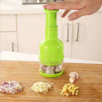 搗蒜器 蔬果切碎器 洋蔥蒜頭搗碎器 (5.6折)