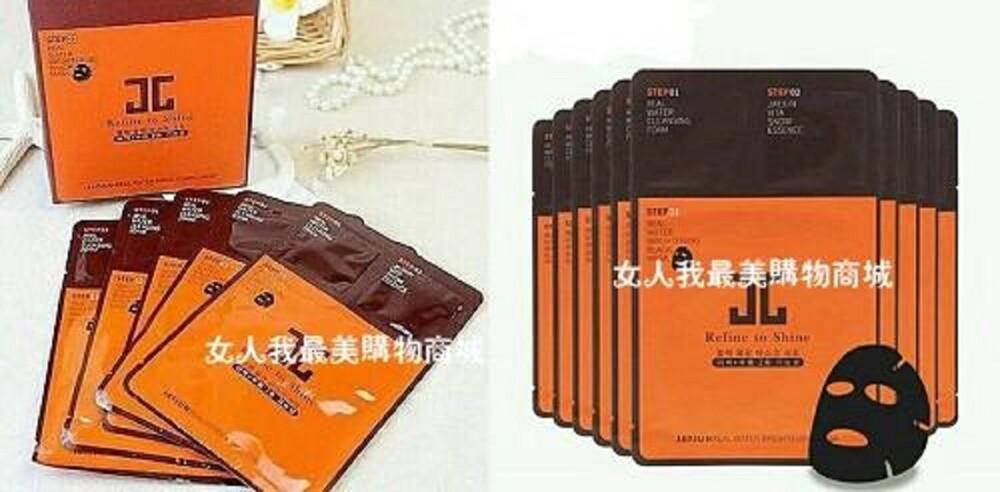 韓國熱銷水光面膜 jayjun水光針面膜三部曲