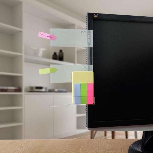 oshi歐士電腦螢幕側邊留言板-六款任選/側邊留言板/留言備忘版/螢幕留言板/便利貼留言板